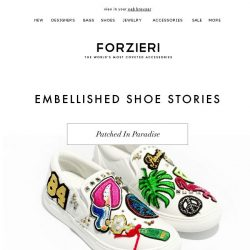 [Forzieri] Shoe Stories: Our List of Page-Turners