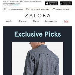 [Zalora] Goodbye wallet woes: Picks for $35 or less!