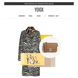 [Yoox] Sale³ up to an EXTRA 80% off