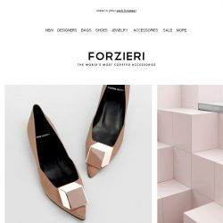 [Forzieri] Blush Power | Time to get Nude