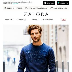 [Zalora] It's cool to be Superdry