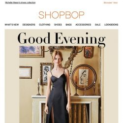 [Shopbop] Knockout evening-ready pieces