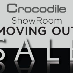 Crocodile: Showroom Moving Out Clearance Sale with Mens & Ladies Apparel, Accessories & More at Rock Bottom Prices!