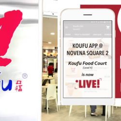 Koufu: 10% Discount when You Order Your Meals Via Koufu App!