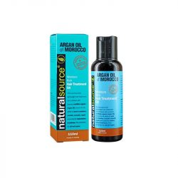 [Cocoa & Co.] Natural Source Argan Oil Of Morocco Moisture Rich Hair Treatment Oil 110ml S$29.