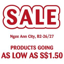[Candylicious] We are having the BIGGEST SALE at our Ngee Ann City store!