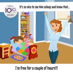 [10 10 Mother & Child Essentials] Those hours (sometimes minutes) of glorious freedom, to prepare for the next baby bumps ahead!