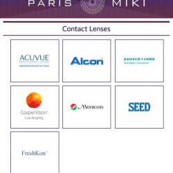 [Optique Paris-Miki] Is it time to replenish your contact lenses?