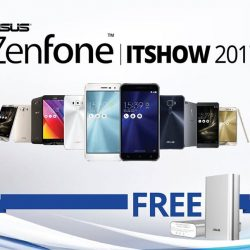 [ASUS] Catch us at IT SHOW 2017,16th - 19th March 2017!