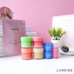 [Laneige] Indulge your puckers with the much-raved Lip Sleeping Mask!