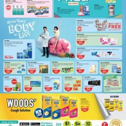 [Watsons Singapore] Enjoy incredible BUY 2 GET 1 FREE deals across participating brands like Aveeno, Original Source and more!