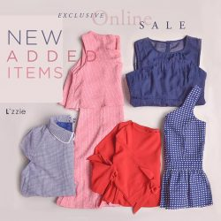 [L'zzie] We just added more new items to our online exclusive sale!