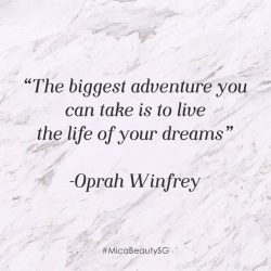 [MicaBeauty Cosmetics] Tap on the little girl in you and start living your dreams.