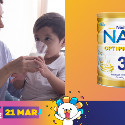[Lazada Singapore] Free Nestle products worth $50 with every $150 purchased during Lazada's Birthday Sale from 21 to 23 March!