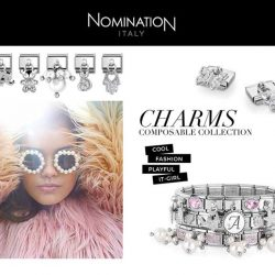 [Nomination Italy] NOMINATION ITALY MARCH MADNESS - FROM NOW TILL 9 APRIL 2017 ENJOY THE FOLLOWING PROMOTIONS:30% OFF COMPOSABLE COLLECTIONSPEND MIN.