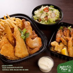 [Jack's Place] Did you know you can order your Jack's Place takeaway ONLINE and enjoy 20% OFF items?