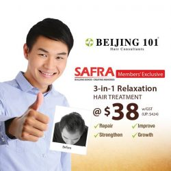 [Beijing 101] For those who are unaware, we are working together with SAFRA to bring you this special deal!