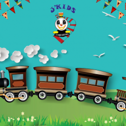 [Changi City Point] Have you and your family been on our Choo Choo Train Ride yet?