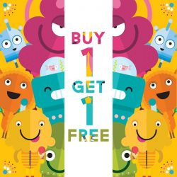 [SISTIC Singapore] Make time for fun at Aviva Superfundae, returning with a BUY 1 GET 1 FREE promotion!