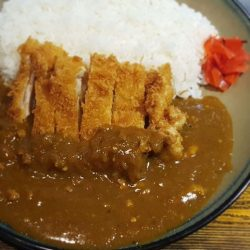 [Ma Maison Restaurant Singapore] Today's Daily Lunch isChicken Katsu CurryComes with Tonjiru (Pork miso soup) and pickles!