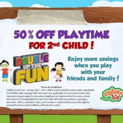 [eXplorerkid] We're doubling the fun at eXplorerkid!