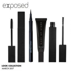 [MAKE UP STORE] EXPOSEDThis look represents simplicity and precision.