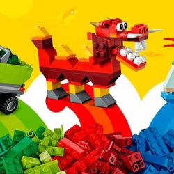 [The Brick Shop] 10704 LEGO® Creative Box - LEGO® ClassicSet your imagination free with this exciting box of LEGO® Classic bricks, with an