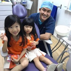 [Luminous Dental Clinic] Look at these two sweet faces!