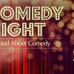 [SISTIC Singapore] Tickets for Vagabond Comedy Nights / First Class Comedy go on sale on 10 March 2017.
