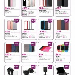 [Nübox] We have a wide range of premium accessories with savings up to 83% at nübox booth, Suntec Convention Centre,