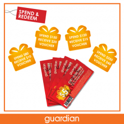 [Guardian] Spend More, Get More!