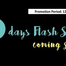 [Eyechamp Flagship] EyeChamp 5 days Flash Sale is coming soon!