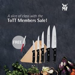 [WMF] Cut, slice, and julienne at the ToTT Members Sale!
