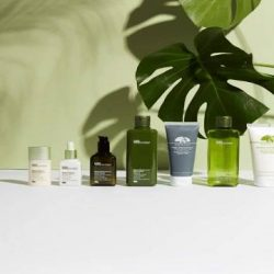 [Origins] We're all about the Detox - Strengthen - Protect skincare regimen here at Origins.