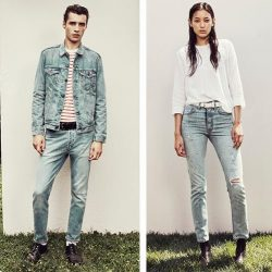 [Levi's] The 501® Original has been worn, torn, mastered and styled every way possible.