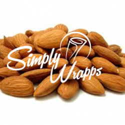 [Simply Wrapps] Roasted AlmondsThe almond that we think of as a nut is technically the seed of the almond fruit.