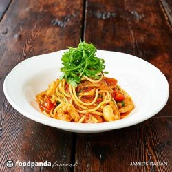 [foodpanda] NewKidOnTheBlock - Needing no introduction, Jamie's Italian elevates the casual Italian dining experience with authentic recipes by Jamie Oliver himself!