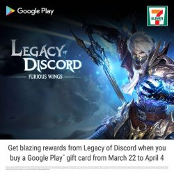 [7-Eleven Singapore] Calling all Legacy of Discord - Furious Wings players!
