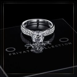 [ORRO Jewellery] A ring from ORRO, as a promise that I'd be with you through everything that life has to offer.