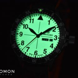 [Gnomon Watches] The Damasko DA43 is made by Damasko Watches of Germany.