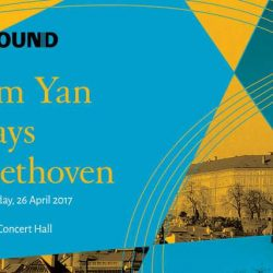 [SISTIC Singapore] Tickets for re:SOUND Lim Yan Plays Beethoven goes on sale on 20 March 2017.
