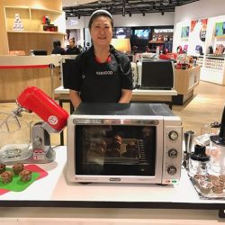 [Kenwood] Have you seen our demonstrator Joanne in-stores?