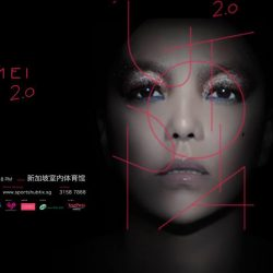 [Singtel] Mandopop Diva aMEI returns to commemorate her 20th anniversary in the music industry with aMEI Utopia 2.