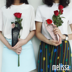 "[Melissa] VIPEXCLUSIVE | ""The rose she had offered was truly an enchanted rose…"" Get yours tomorrow."