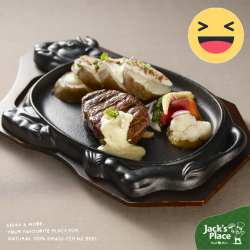 [Jack's Place] For a chance to win a $20 voucher, VOTE for your favourite NZ grass-fed beef steak cut by using
