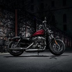 [Harley-Davidson] Jaw-dropping custom Harleys that'll get your creative juices flowing.