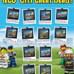 [The Brick Shop] LEGO® CITY GREAT DEALS!