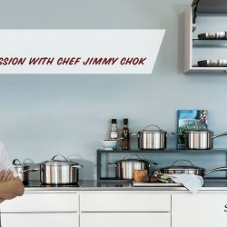 [SCANPAN] Chef Jimmy Chok's cooking demonstration at TANGS at Tang Plaza!