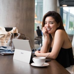 [ASUS] Check out how the versatile ASUS Transformer 3 Pro complemented lifestyle blogger, Evonnz's lifestyle which she has to work