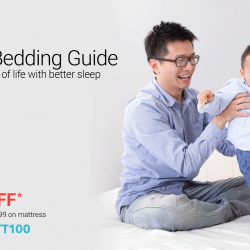 [Courts] Improve the quality of your sleep with our comprehensive Bedding Guide.
